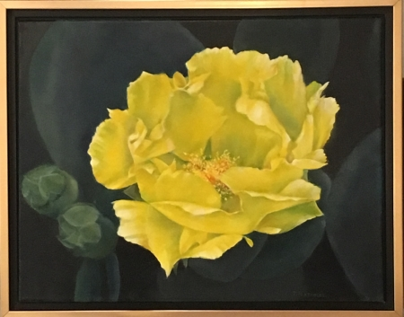 Cactus Blossom by artist Pat Flathouse